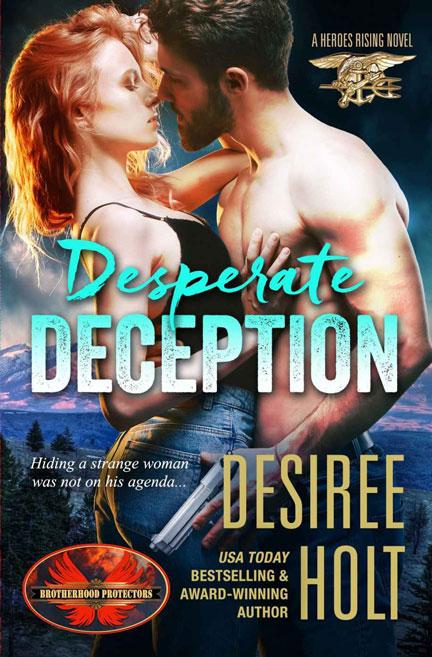 Desperate Deception by Desiree Holt