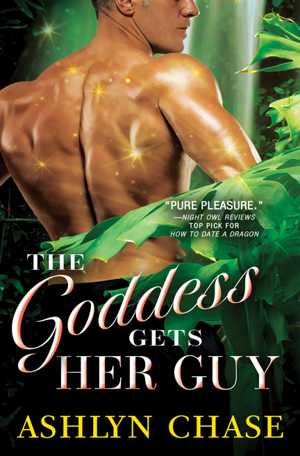 The Goddess Gets Her Guy by Ashlyn Chase