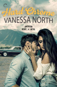 Hard Chrome by Vanessa North