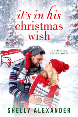 It's in His Christmas Wish by Shelly Alexander