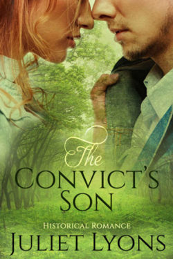 The Convict's Son by Juliet Lyons