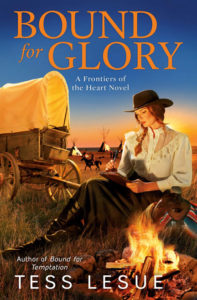 Bound for Glory by Tess LeSue