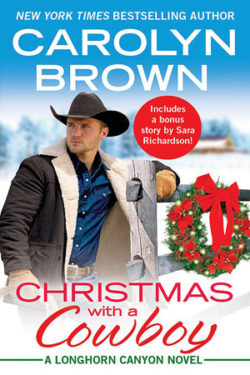 Christmas with a Cowboy by Carolyn Brown