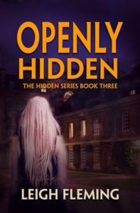 Openly Hidden by Leigh Fleming