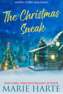The Christmas Sneak by Marie Harte