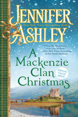A Mackenzie Clan Christmas by Jennifer Ashley