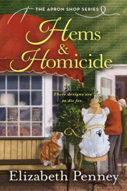 Hems & Homicides by Elizabeth Penney