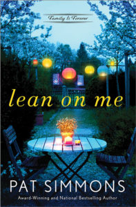 Lean on Me by Pat Simmons