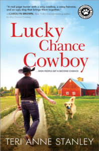Lucky Chance Cowboy by Teri Anne Stanley
