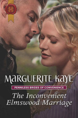 The Inconvenient Elmswood Marriage by Marguerite Kaye