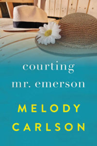 Courting Mr. Emerson by Melody Carlson