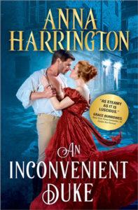 An Inconvenient Duke by Anna Harrington