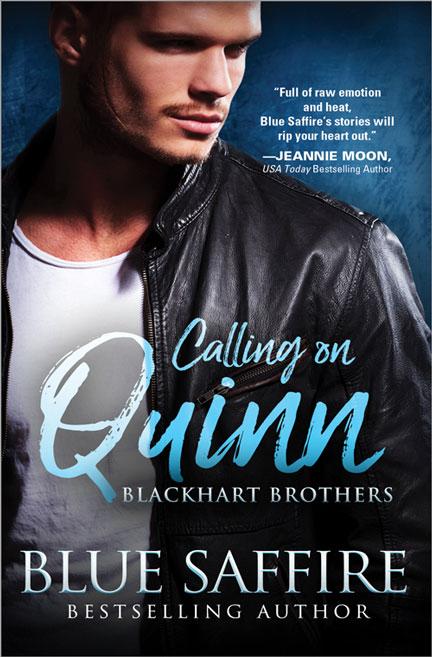 Calling on Quinn by Blue Sapphire