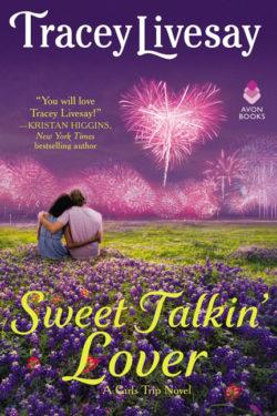 Sweet Talkin' Lover by Tracey Livesay