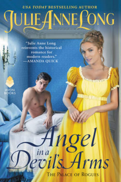 Angel in a Devil's Arms by Julia Anne Long