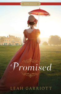 Promised by Leah Garriot