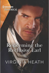 Redeeming the Reclusive Earl by Virginia Heath