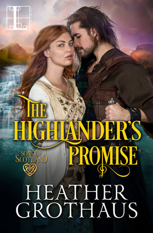 The Highlander's Promise by Heather Grothaus