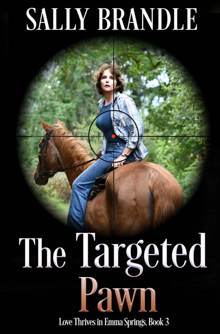 The Targeted Pawn by Sally Brandle