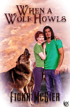 When a Wolf Howls by Fiona McGier