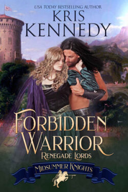 Forbidden Warrior by Kris Kennedy
