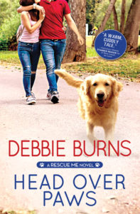Head Over Paws by Debbie Burns