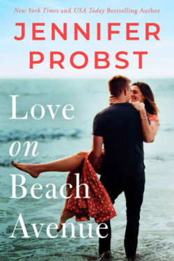 Love on Beach Avenue by Jennifer Probst
