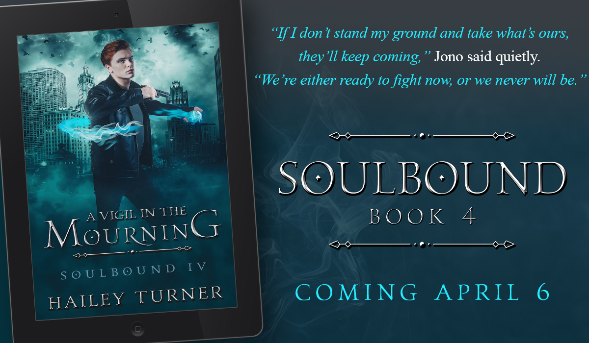 SoulBound by Hailey Turner