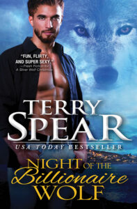 Night of the Billionaire Wolf by Terry Spear