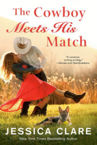 The Cowboy Meets His Match by Jessica Clare