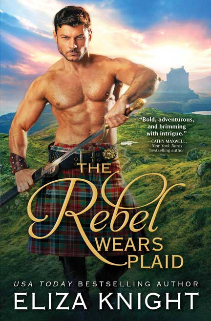 The Rebel Wears Plaid by Eliza Knight