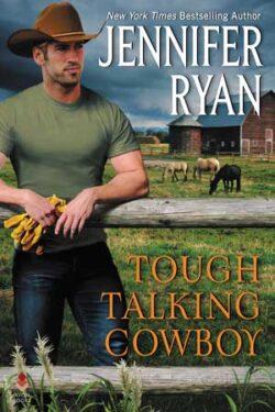 Tough Talking Cowboy by Jennifer Ryan