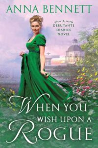 When You Wish Upon a Rogue by Anna Bennett
