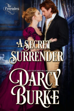 A Secret Surrender by Darcy Burke