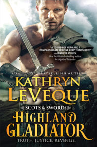Highland Gladiator by Kathryn Leveque