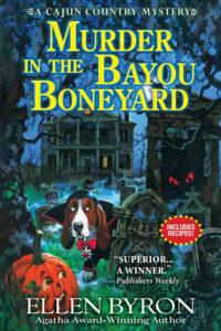 Murder in the Bayou Boneyard by Ellen Byron