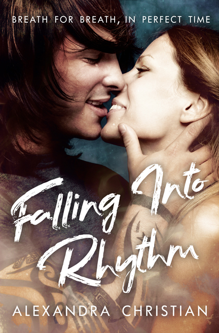 Falling Into Rhythm by Alexandra Christian