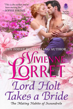 Lord Holt Takes a Bride by Vivienne Lorret