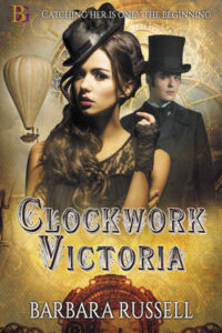 Clockwork Victoria by Barbara Russell