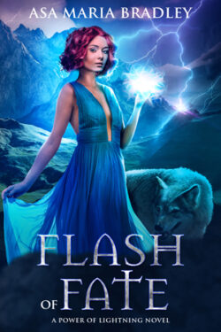 Flash of Fate by Asa Maria Bradley