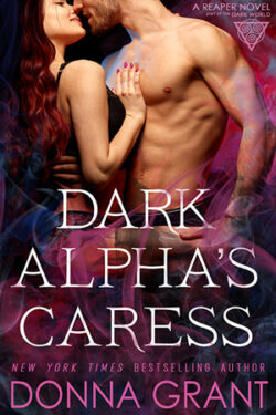Dark Alpha's Caress by Donna Grant