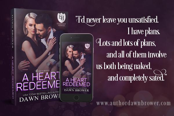 A Heart Redeemed by Dawn Brower