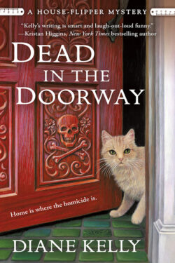 Dead in the Doorway by Diane Kelly
