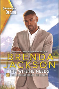 The Wife He Needs by Brenda Jackson