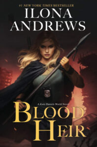 Blood Heir by Ilona Andrews