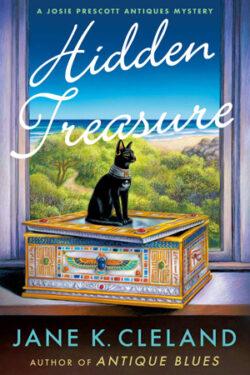 Hidden Treasure by Jane K. Cleland