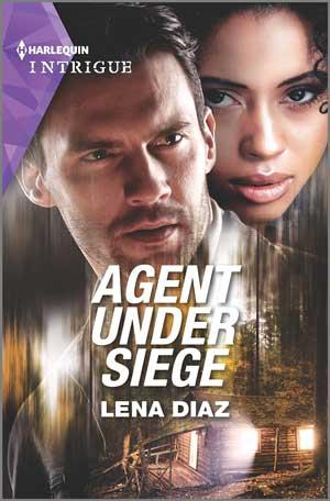 Agent Under Siege by Lena Diaz