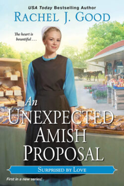 An Unexpected Amish Proposal by Rachel J. Good