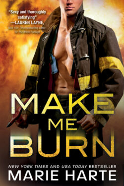 Make Me Burn by Marie Harte