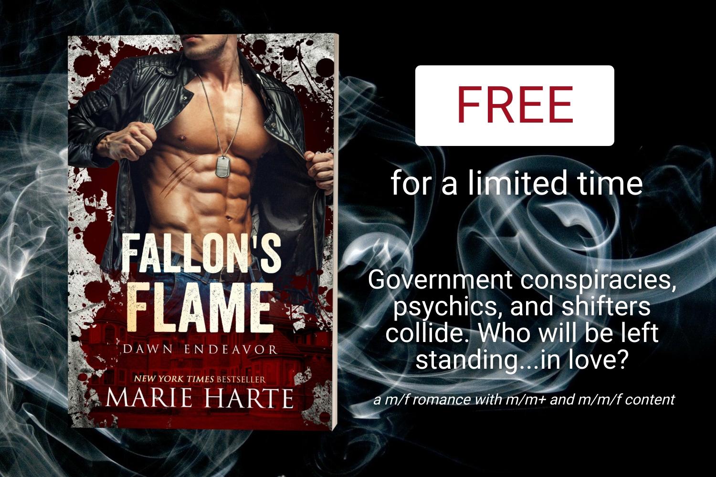 Fallon's Flame by Marie Harte